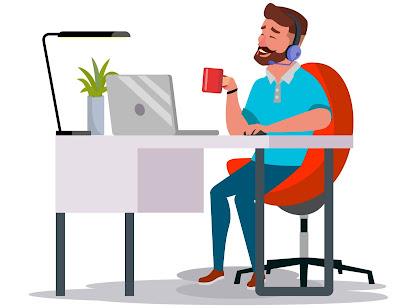 Work at home | Diku Technical