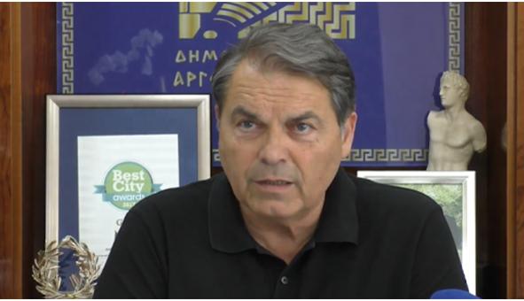 Δημήτρης Καμπόσος: «Καμία μεταφορά κλινικών από το νοσοκομείου του Άργους»