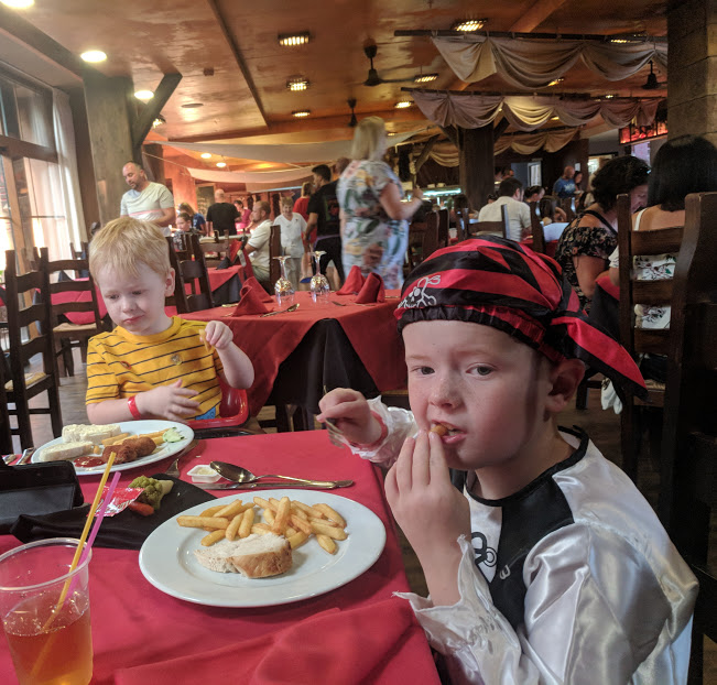 Pirates Village Santa Ponsa | Jet 2 Holidays Review  - pirate restaurant