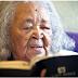 """Aos 105 anos, idosa continua pregando toda semana: """"Jesus em primeiro lugar"""""""