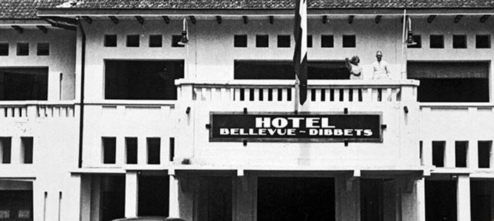 Sejarah Hotel Salak the heritage yang berganti nama hingga 6 kali