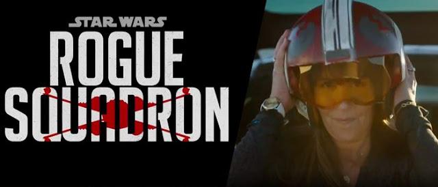 Rogue Squadron, nuevo filme de Star Wars