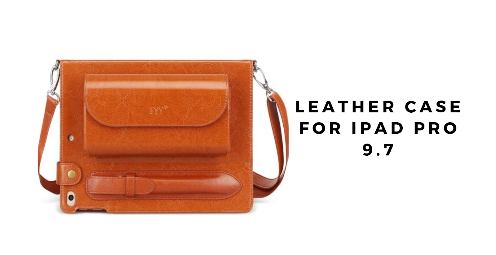 Leather Case for iPad 9.7