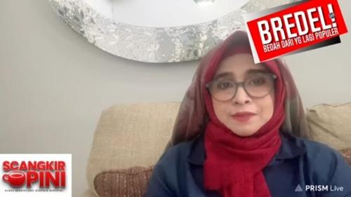 Muncul di YouTube, Neno Warisman Sebar Hoax Dana Haji Dipakai Rp38,5 Triliun oleh Jokowi