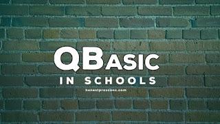 Simple Qbasic programs