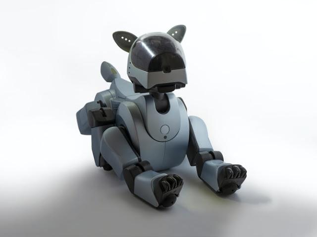 人工智慧時代新寵兒-機器狗Aibo(上)