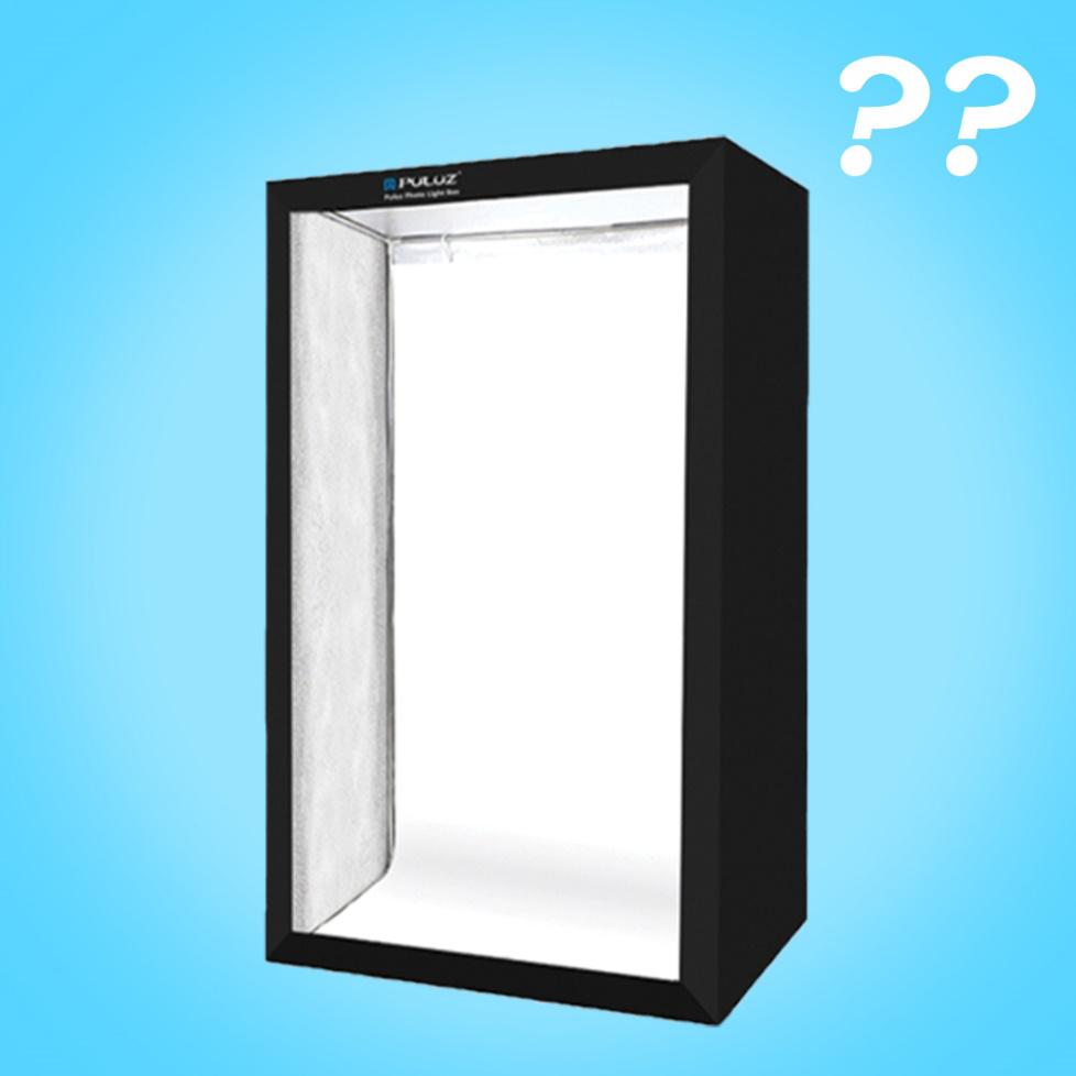 متجر ايكوم – صندوق تصوير الملابس 2 متر