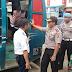Kapolres Sanggau Cek Kelayakan Armada Bus Di Terminal Sanggau