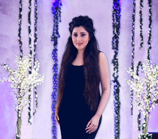 Designer Archana Kochhar at Beetle's Tech Fashion Tour 2016