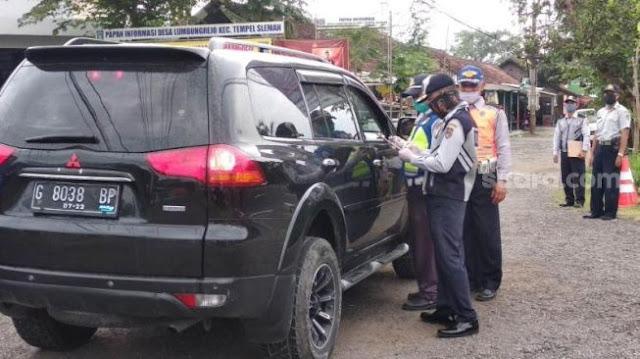 Pemudik di Gunungkidul Capai 11.724 Orang, Paling Banyak dari Jakarta