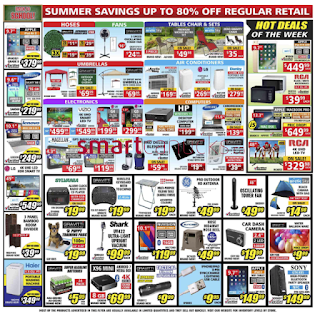 Factory Direct weekly Flyer August 16 - 22, 2018