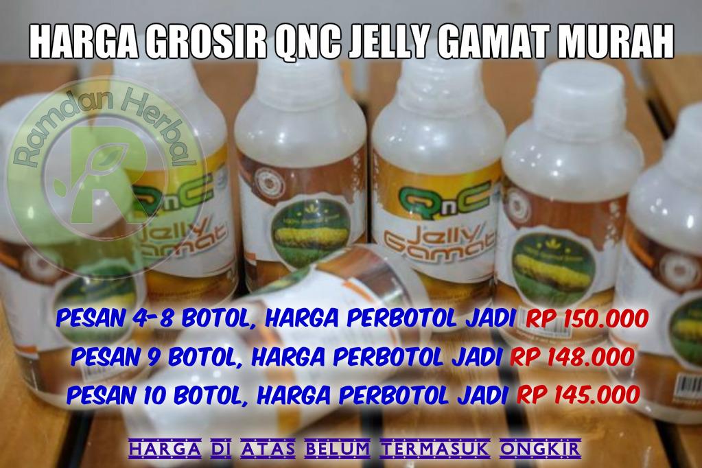 Penjual QnC Jelly Gamat di Merauke