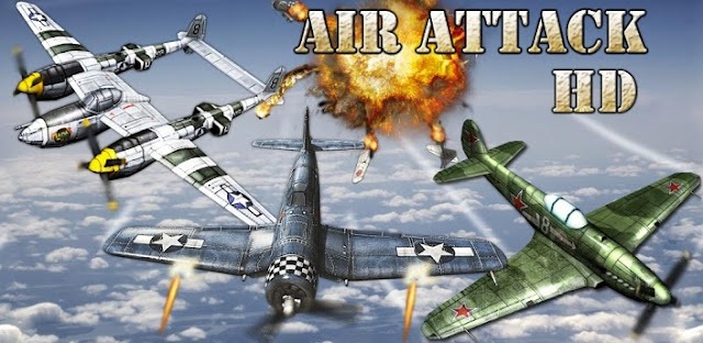 Game: AIR ATTACK HD Full Version 1.4.1 APK Direct Link