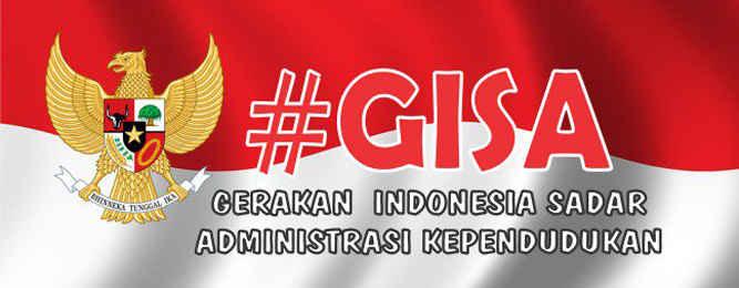 Menteri Dalam Negeri (Mendagri) Tjahjo Kumolo dijadwalkan akan mencanangkan Gerakan Indonesia Sadar Adminduk (GISA) di kota Ambon pada 1 Maret 2018.