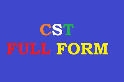 CST-full-form