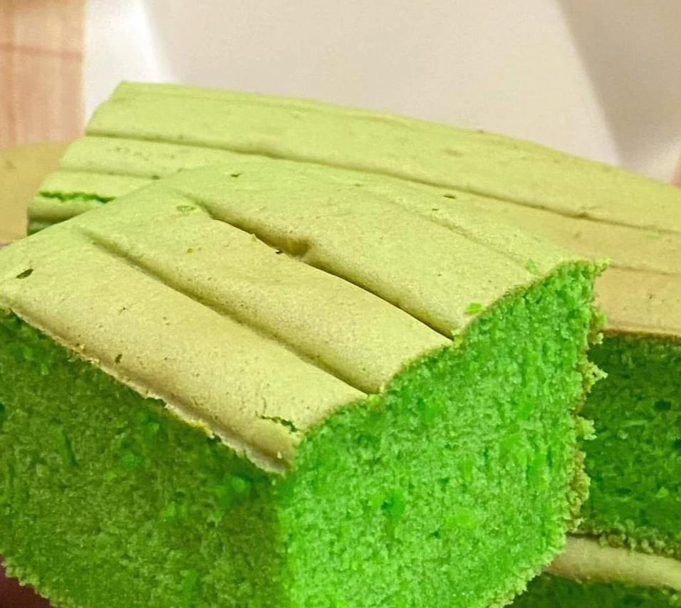 Kek Pandan Moist Premium Oleh Cikgu Azlina Ina