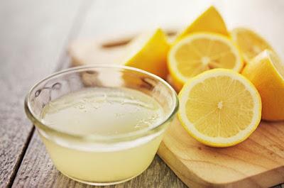Cara Instan Atasi Ketombe Dengan Menggunakan Lemon