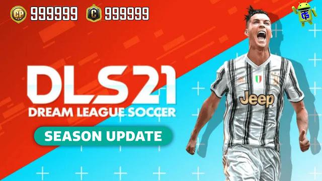 DLS 21 Dream League Soccer 2021 Android hors ligne HD Graphics Télécharger