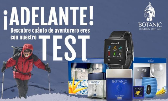 sorteo botanic london