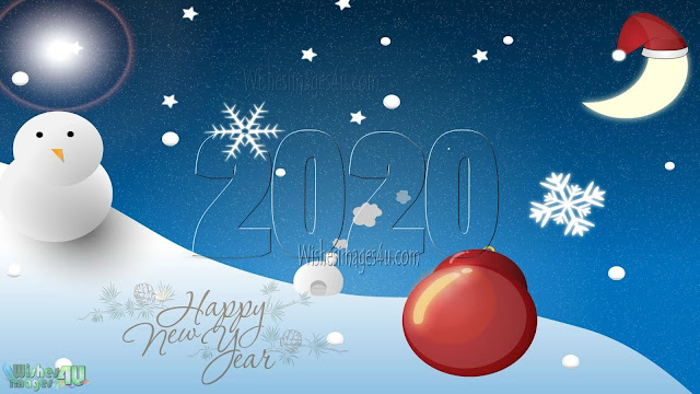 New Year 2020 1080p Full HD Desktop Wallpapers