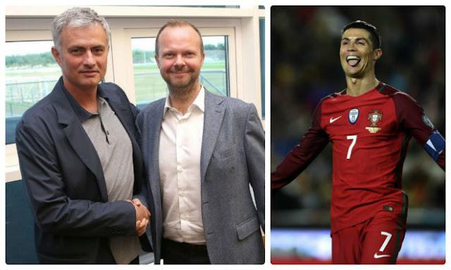 """Mourinho bị sếp lớn MU chèn ép: Nổi loạn """"về quê"""" làm thầy Ronaldo?"""