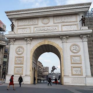 Gate of Macedonia