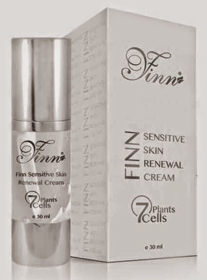 Finn Sensitive Skin Renewal Cream 7 Plants Cells
