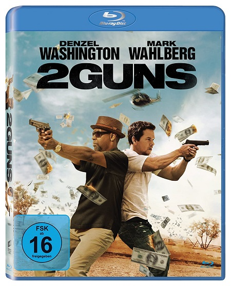 2 Guns 2013 720p HEVC Dual Audio Hindi  English 600 MB BluRay