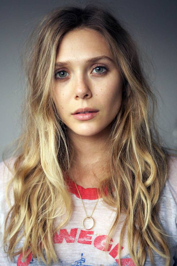 Elizabeth Olsen Sexy Photos: Hot Deep Cleavage Pictures and HD Photoshoot Images