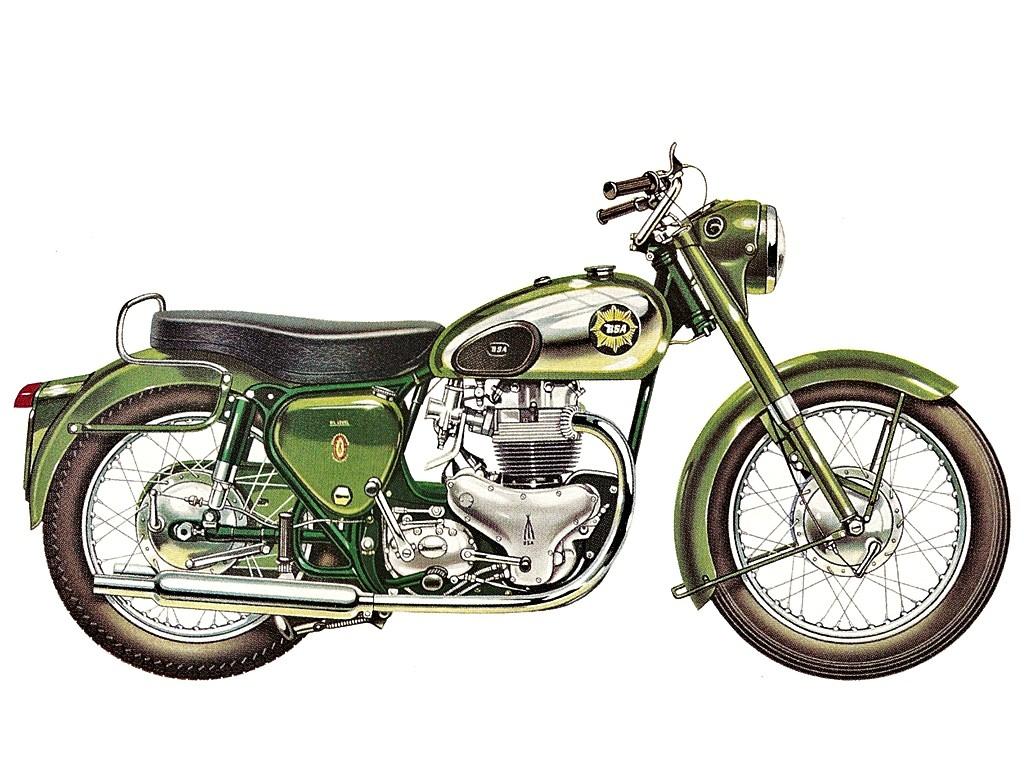 My New York Diary: My British Motorcycle Days