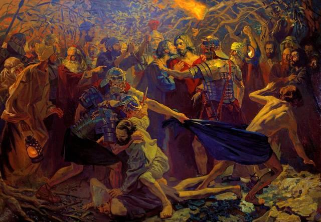 simon peter and jesus relationship with judas