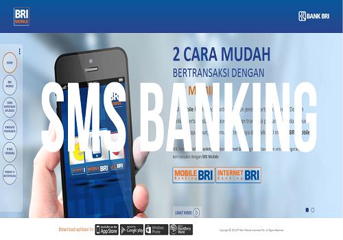 2 Cara Transfer Via SMS Banking BRI