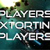 Players Extorting From Players | Vendetta Online