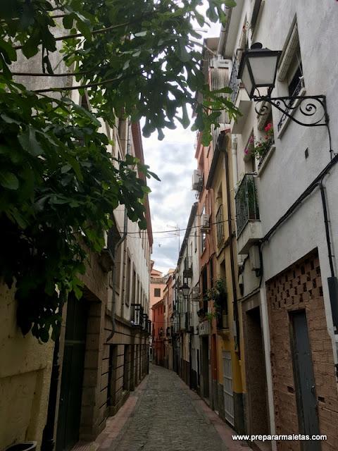un día en Plasencia Cáceres