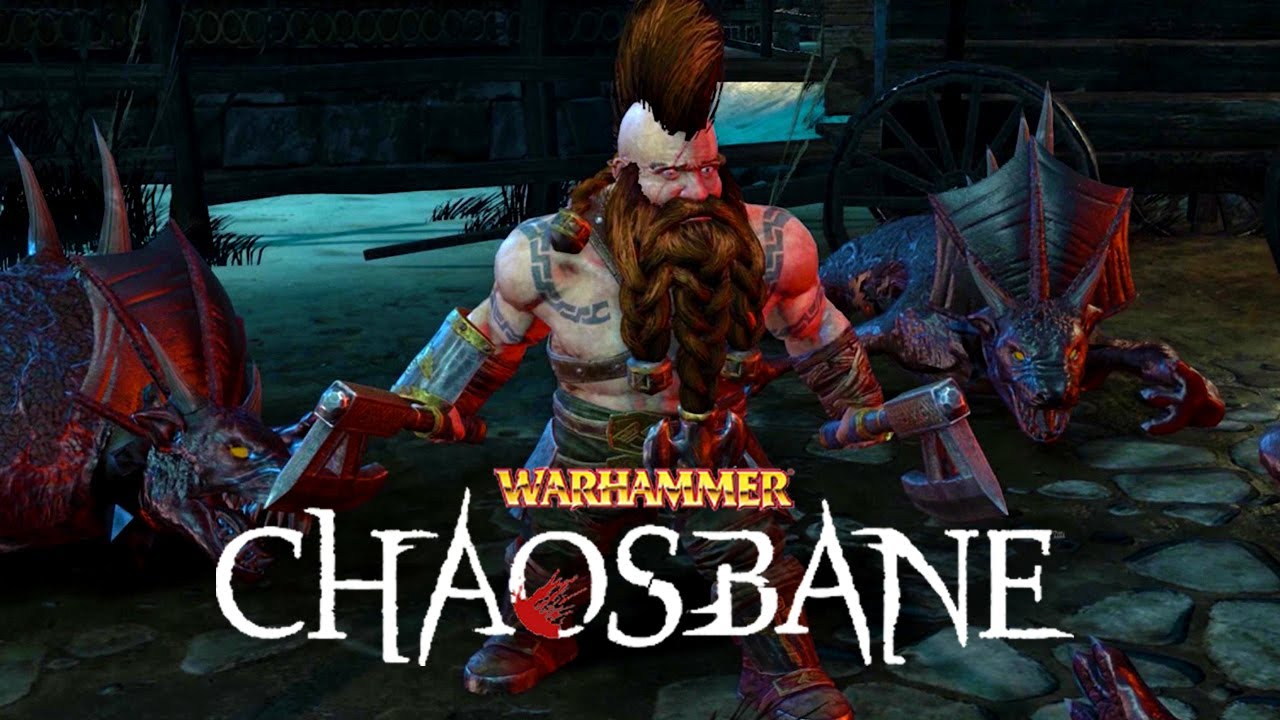 Warhammer: Chaosbane: Slayer Edition Now Available on Xbox Series X | S