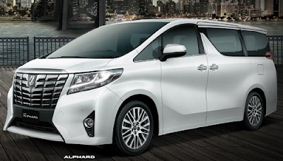 Sewa Alphard Jakarta Zahra Rental Mobil