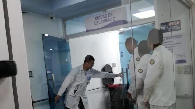 Cuatro personas en observación por coronavirus en hospital Fuerza Aérea
