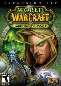 World of Warcraft: The Burning Crusade (PC) 2007