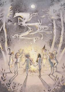 Francis de Loputyn, histoire de sorcières et d'esprits