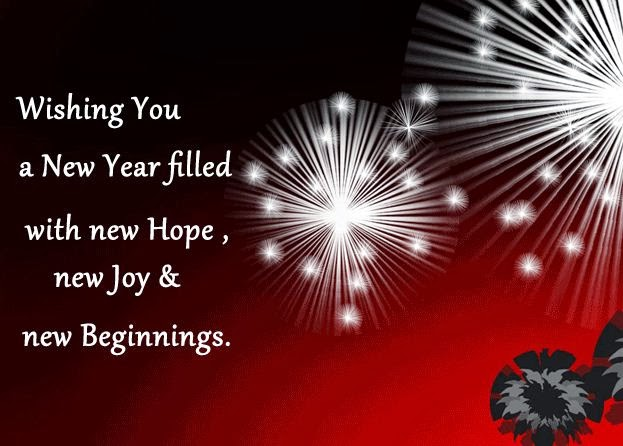 Happy New Year Wishes & Greetings, Text Messages & Quotes ...