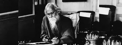 """In art, according Tagore, man reveals himself and not his objects. Man tries to transform everything with which he has any true concern into the human. And art is like """"spread of vegetation, to show how iar man has retained the desert for his own"""". Poetry is not a means to something whereas prose is. Poetry is an end in itself. But poetry, as Kadha Krishanan points out, may do so many wonderful things through its musical rhythm, richness of imagery and extraordinary incident, but once it lacks vision it sinks to the level of verse and ceases to be poetry. Without a genuine creative vision great poetry is not possible. Here comes the significance of poet's personality. After all, it is the realisation of spirit, not of form that is the end of art."""