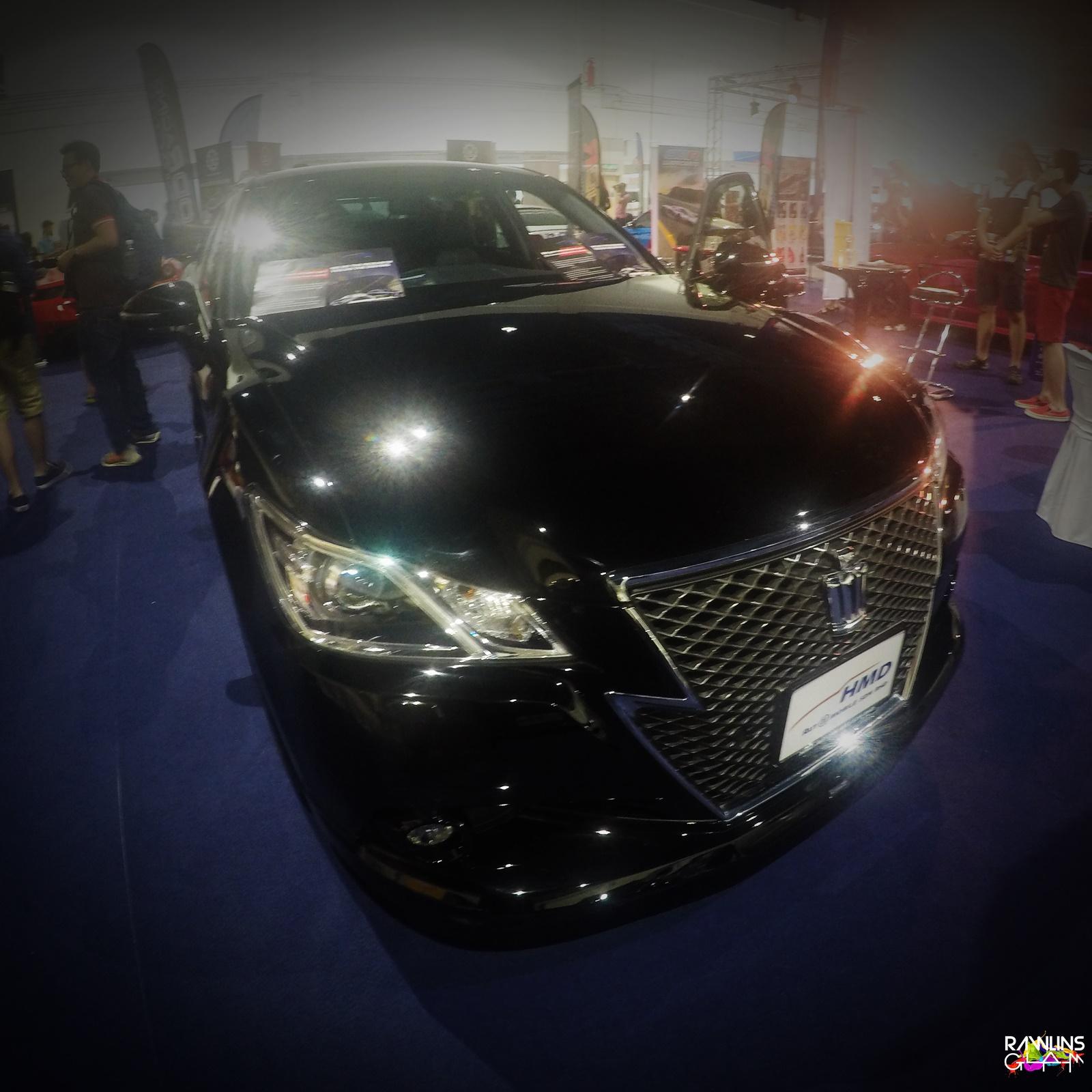 4th dream car expo 2017 beautiful glam by rawlins health