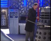 Curse of Fatal Death Grey Dalek (Variant) 03