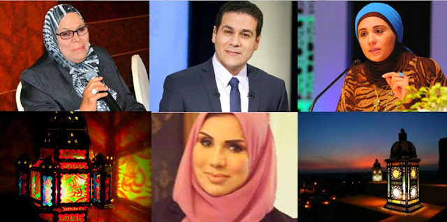 آمنة نصير ومظهر شاهين ونادية عمارة في ضيافة نـاهـد عبدالحميد بالأميــر طـاز