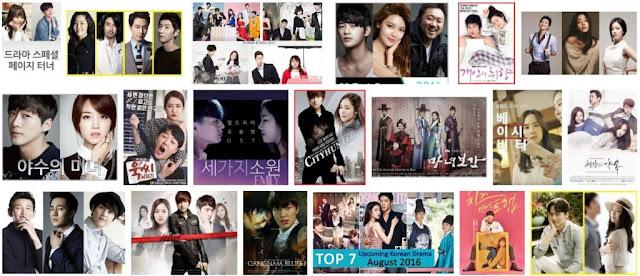 Daftar Film Romantis Drama Korea terbaru 2017 yang wajib anda lihat