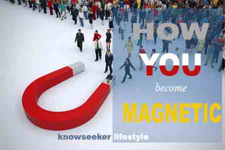 How to become magnetic