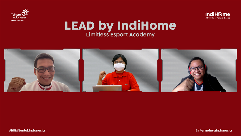 LEAD by IndiHome pers conference