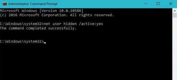 Cara Membuat User Account Rahasia dan Tersembunyi di Windows 10-7