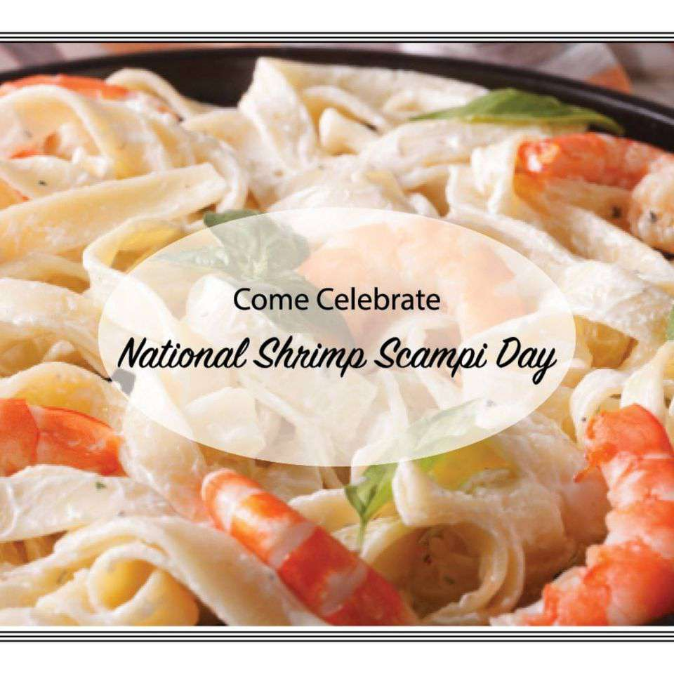 National Shrimp Scampi Day Wishes