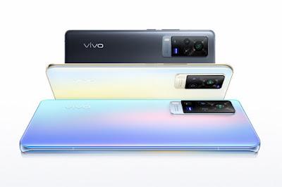 Vivo X60 Serisinin 29 Aralık'ta Lansmanı Doğrulandı